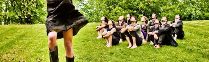 «S'envoler» avec Estelle Clareton et ses danseurs