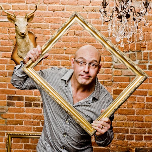 Stéphane Najman, photographe, alia photoman