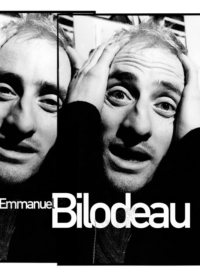 Journal Voir - Emmanuel Bilodeau