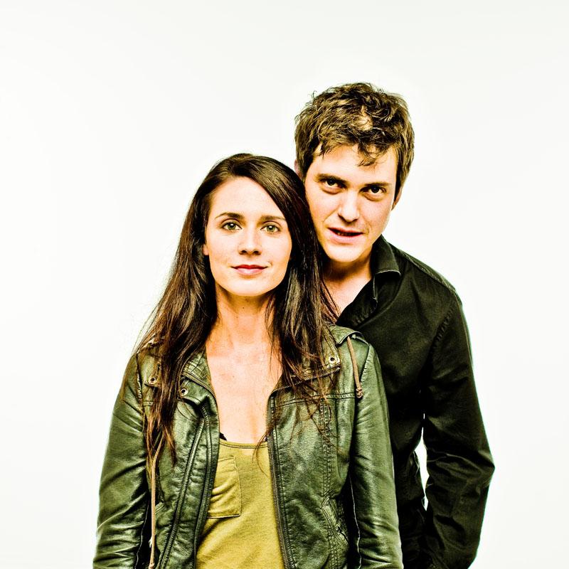 Journal Voir – Mélissa Désormeaux-Poulin et Maxime Gaudette