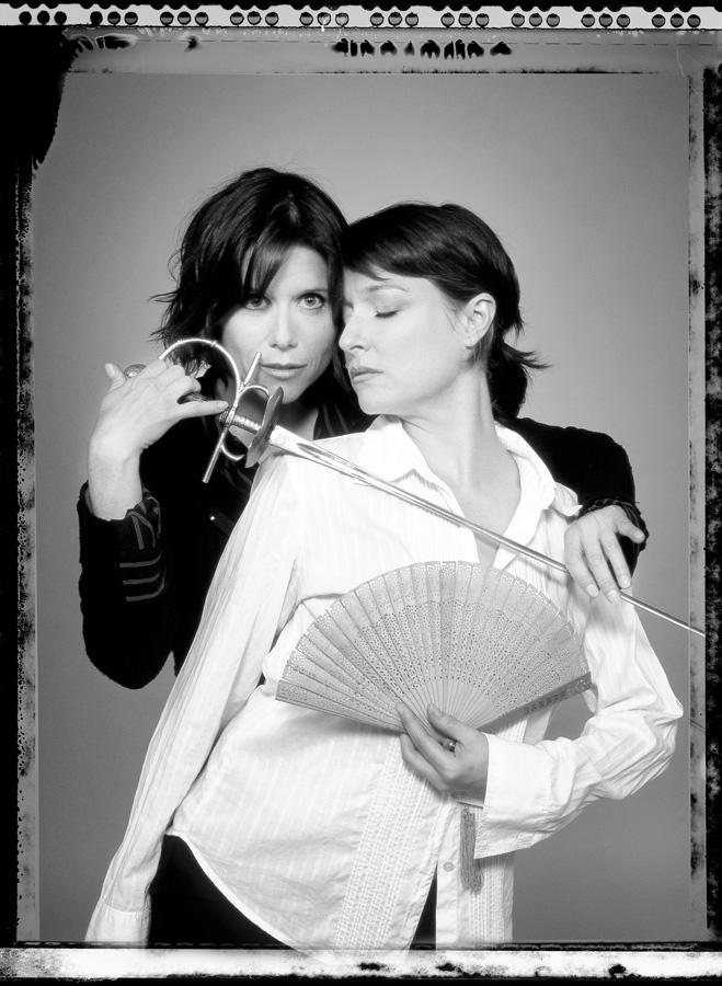 Journal Voir - Pascale Montpetit et Julie Mc Clemens
