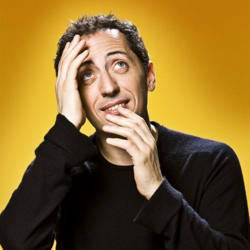 Journal Voir - Gad Elmaleh - Humoriste et comédien