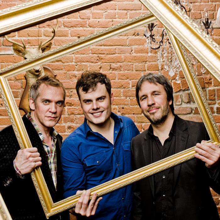 Alliance Vivafilms - Party de Noël 2011