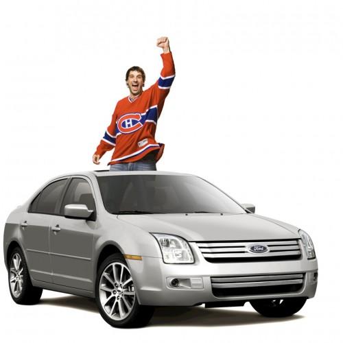 Agence SVY&R - Publicité pour Ford - DA: Karim Waked