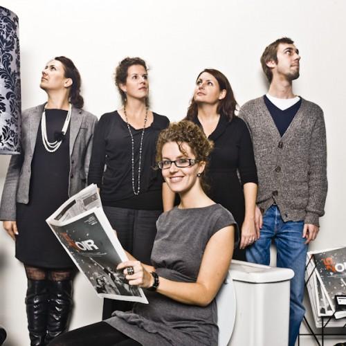 Photo booth pour les 25 ans du journal Voir