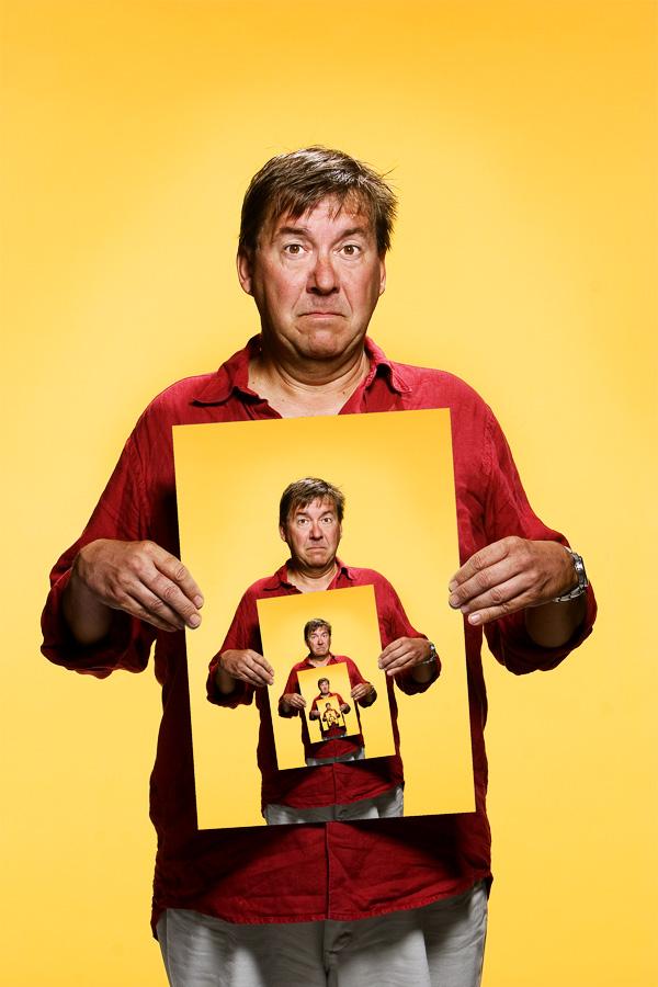 Remy Girard, comédien journal voir
