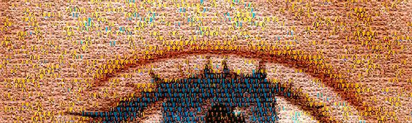 Pour Desjardins, 400 portraits pour illustrer La Vision !
